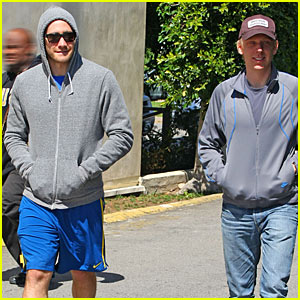 Jake Gyllenhaal & Mike White's Amazing Race