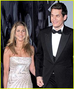 Jennifer Aniston & John Mayer: Perfect Love?