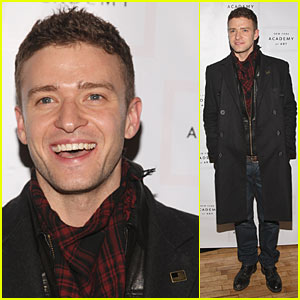 Justin Timberlake is a TriBeCa Ball Boy