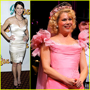 Lauren Graham is Guys & Dolls Delicious