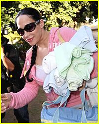 Nadya Suleman Brings Two Octuplets Home