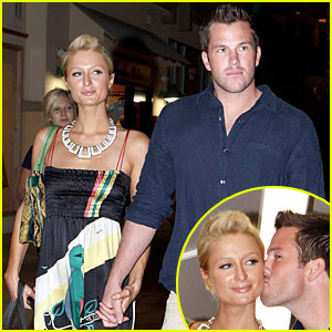 Paris Hilton & Doug Reinhardt: Hawaii Hotties