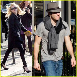 Reese Witherspoon & Jake Gyllenhaal: Fendi Freaks