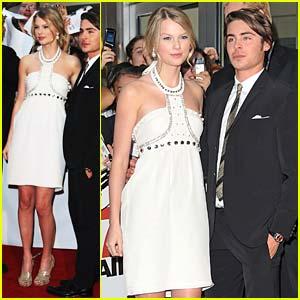 Zac Efron & Taylor Swift are 17 Again