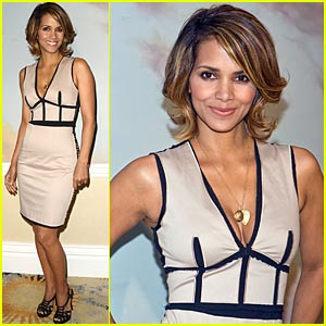 Halle Berry is Jenesse Silver Rose Radiant