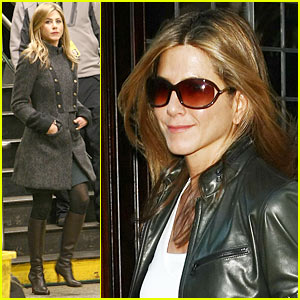 Jennifer Aniston: Grand Central Supreme