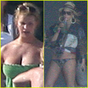 Jessica Simpson: Mexico With The Ladies