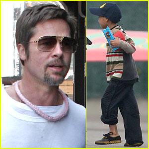 Maddox Jolie-Pitt is GANGSTA
