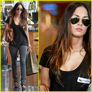 Megan Fox is Whole Foods Fast