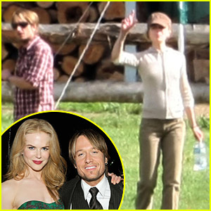 Nicole Kidman: Easter Sunday with Sunday!