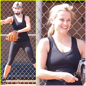 Reese Witherspoon is Softball Sexy