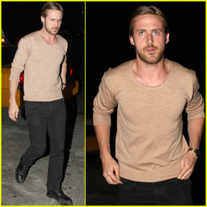 Ryan Gosling and the Case of the Mystery Model