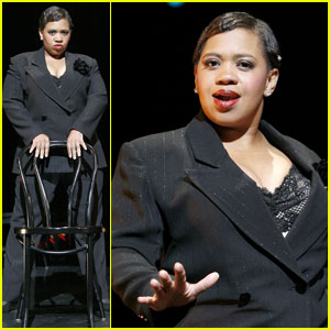 Chandra Wilson is a 'Chicago' Mama