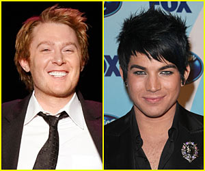 Clay Aiken To Adam Lambert: Sorry!