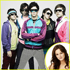 Leighton Meester + Cobra Starship = Good Girls Go Bad