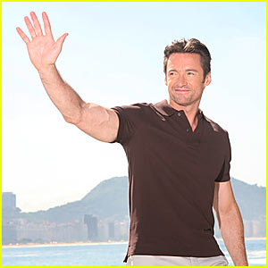 Hugh Jackman is Ghostopolis Great