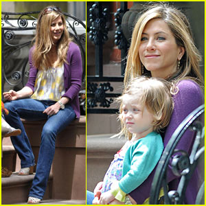 Jennifer Aniston is a Mom!