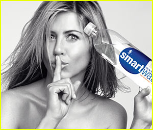 Jennifer Aniston: Smartwater Hush