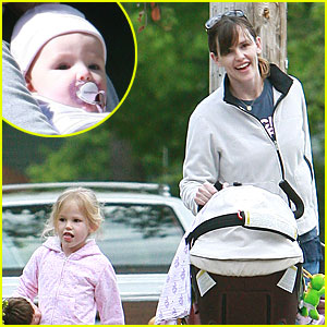 Jennifer Garner: Belated Valentine's Day!