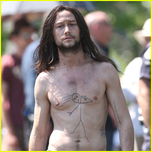 Joseph Gordon-Levitt is Hesher Shirtless