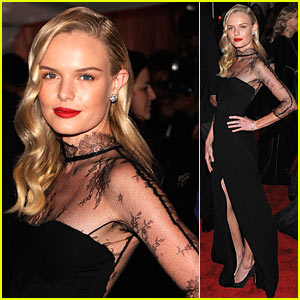 Kate Bosworth - MET Costume Institute Gala 2009