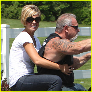 Kate Gosselin is a Biker Babe