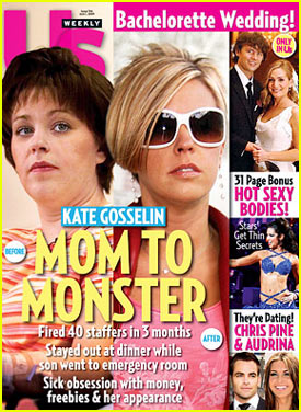 Kate Gosselin: Mom To Monster?