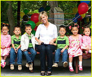 Kate Gosselin: Party with the Paparazzi!