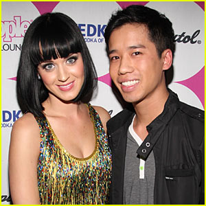 Katy Perry Interview -- JustJared.com Exclusive