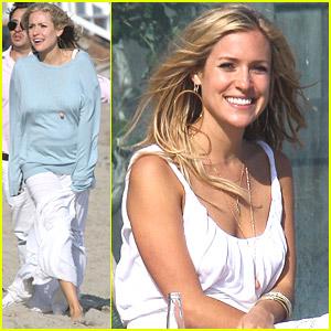 Kristin Cavallari is a Malibu Beach Babe