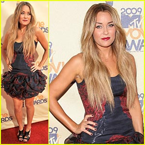 Lauren Conrad - MTV Movie Awards 2009