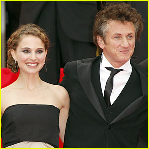 Natalie Portman: I'm Not Dating Sean Penn!