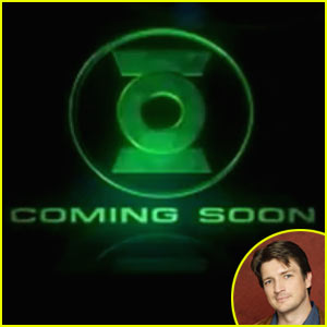 Nathan Fillion as Green Lantern -- Watch Now!