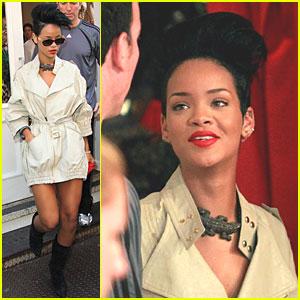 Rihanna is Mixed Up
