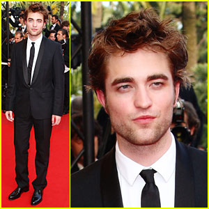 Robert Pattinson is a Brooding Basterd