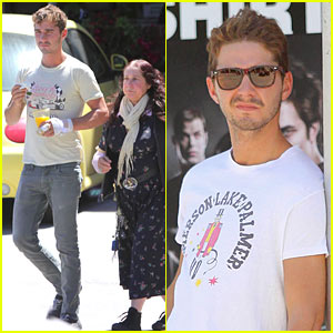 Shia LaBeouf: Team Jamba Juice!