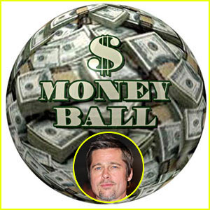 Brad Pitt: On the Moneyball
