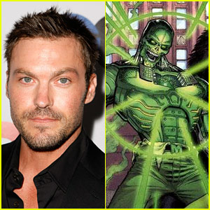 Brian Austin Green is Smallville's Metallo