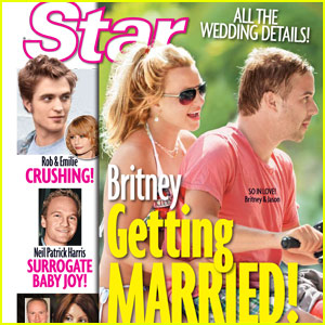 Britney Spears & Jason Trawick: Wedding in the Works?