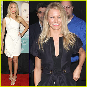 Cameron Diaz Premieres My Sister's Keeper