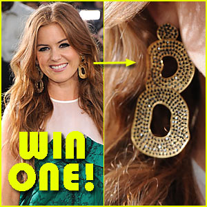 Win Isla Fisher's Melinda Mari
