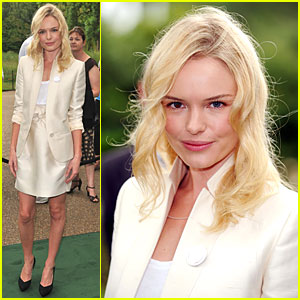 Kate Bosworth Has Meat Free Monday