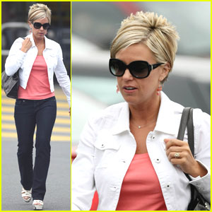 Kate Gosselin is a Busy Banker