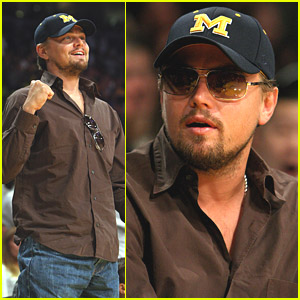 Leonardo DiCaprio Is Keen On Kobe