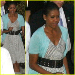Michelle Obama is a London Lady