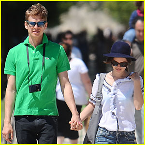 Rachel Bilson & Hayden Christensen: Paris People