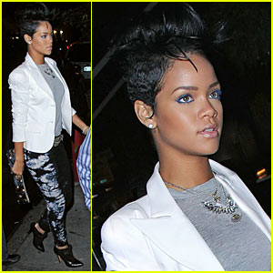 Rihanna Has A Hangover