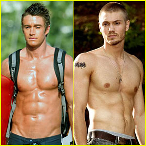 Robert Buckley Replaces Chad Michael Murray
