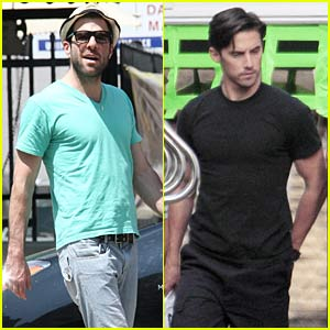 Zachary Quinto & Milo Ventimiglia: The Return Of Heroes