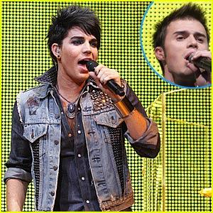 Adam Lambert & Kris Allen: American Idol Tour!